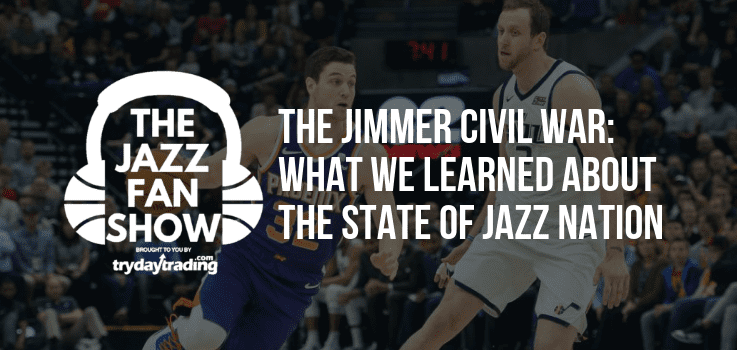 Utah Jazz Fans and the Jimmer Fredette Civil War