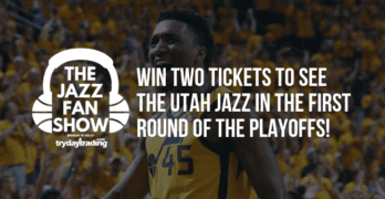 Utah Jazz Playoff Ticket Giveaway